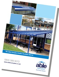 Able Canopies Brochure