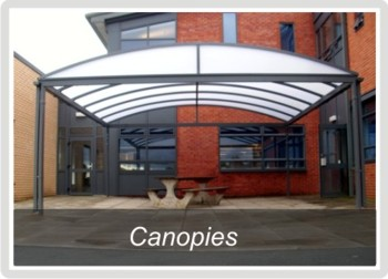 Commercial Canopies from Able Canopies