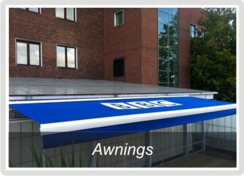Commercial Awnings from Able Canopies