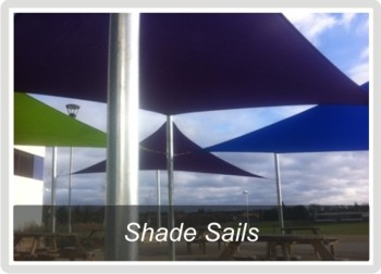 Commercial Shade Sails from Able Canopies