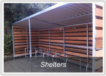 Commercial Shelters from Able Canopies