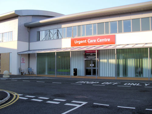Canopies for Hospitals and Care Homes