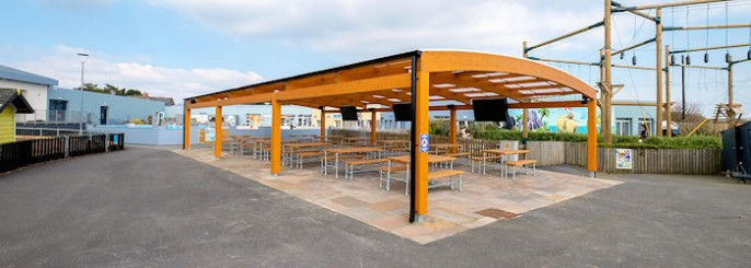 Timber Canopies And Wooden Canopies Able Canopies