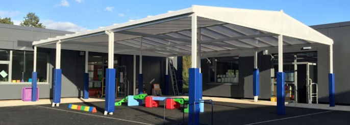 Canopies & Quality Commercial Canopies | Canopies | UK Canopy Experts |