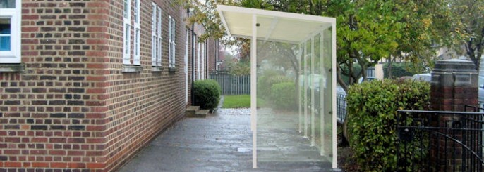 Pay and Display Shelters