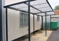 Shopping Trolley Shelters