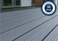 Commercial Aluminium Decking