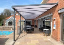 Wall Mounted Canopies