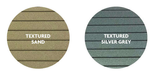 Ali-Deck Aluminium Decking Colour Options