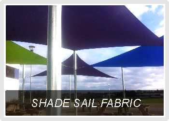 Shade Sail Fabric Colours Options