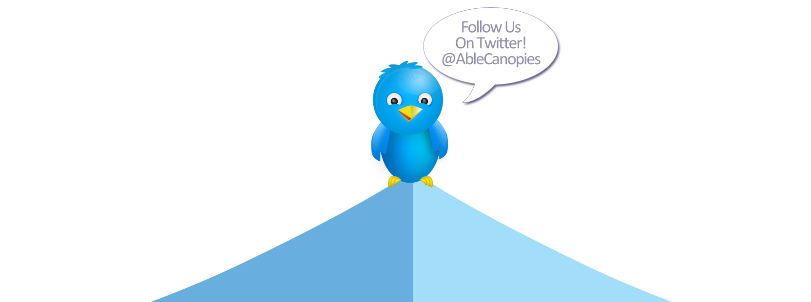 Follow us on twitter @ablecanopies