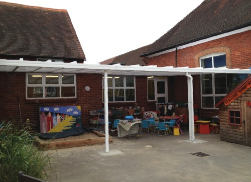 Stoughton Infant School Guildford 3rd Wall Mounted