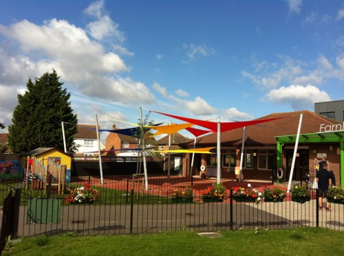 Farnham Green Primary School Essex Able Canopies Ltd