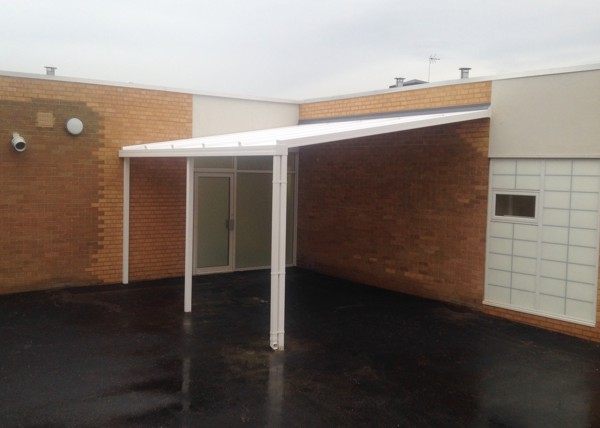 Woodside Colyers School Kent Able Canopies Ltd