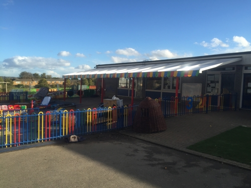 Bardfield Primary Amp Nursery School Essex Able Canopies Ltd