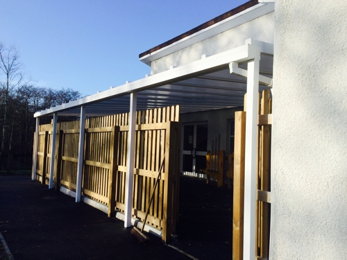 Whitchurch Community Primary School Devon Able Canopies