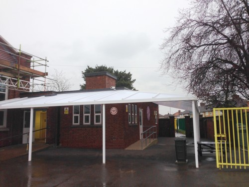 The James Cambell Primary School Essex Able Canopies Ltd