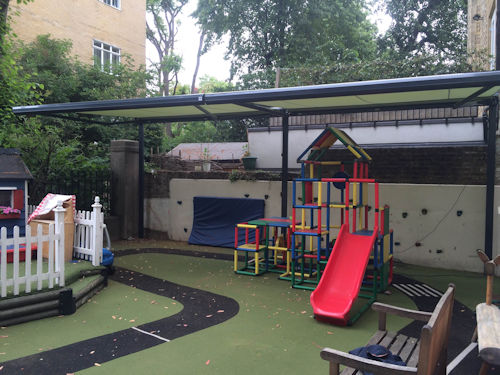 Notting Hill Prep School Awning Able Canopies