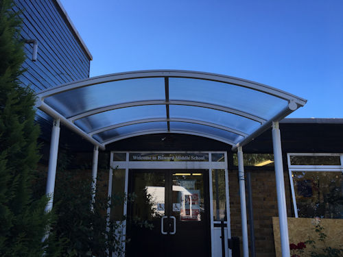 Building Canopies Awnings Manufacturers Suppliers Of