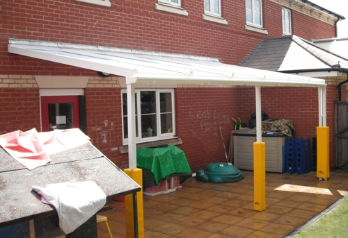 The Children S Room Colchester Wall Mounted Canopy
