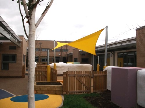 Castle Wood School Coventry Shade Sails Able Canopies