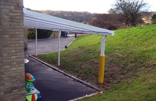 Ash Hill Primary School High Wycombe Wall Mounted
