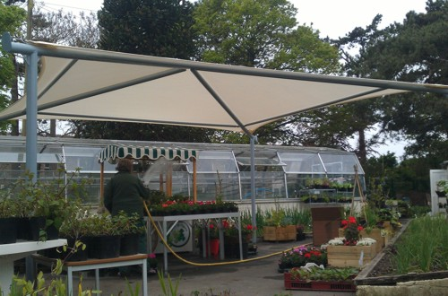 Grow Jigsaw Devon Free Standing Canopy Able Canopies
