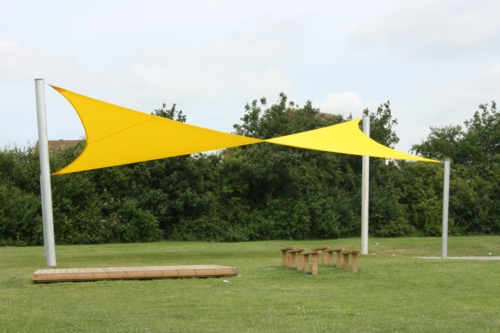 The Willows Primary School Shade Sail