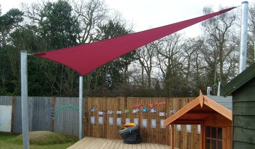 Home Farm Primary School Shade Sail Able Canopies