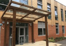 Magna Carta Primary School Timber Canopy