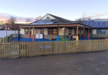 Corsham Primary School Install