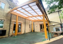 Beaudesert Park School - Timber Canopy