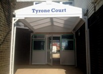 Tyrone Court - Entrance Canopy