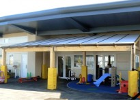 Park Community Primary School - Timber Canopy - 3rd Installation