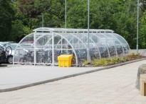 Cardiff High School - Cycle Compound