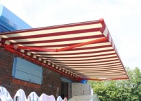 Cylch Meithrin Trelai - Commercial Awning