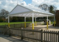 Northgate Primary School - Free Standing Canopy