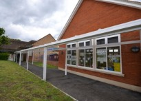 Harold Court Primary School - Free Standing Canopy