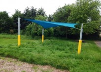 Southbroom CE Junior School - Shade Sail