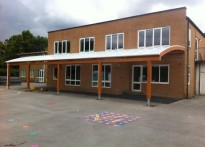 St Francis of Assisi School - Timber Canopy