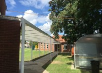 The James Cambell Primary School - Third Install