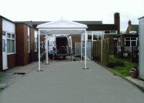 Killingholme Primary School - Free Standing Canopy