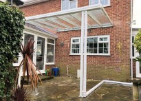Domestic Veranda - Harrogate