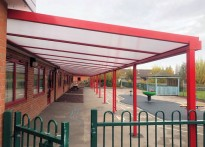 Oak Wood School Install