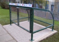Taywood Nursery School - Buggy Shelter