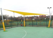 Woodlands School - Shade Sail