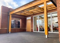Stockport Grammar School - Timber Canopy