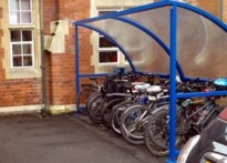 Hanley Castle High School - Cycle Shelter