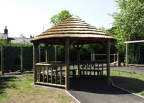 Temple Sowerby Primary School - Outdoor Classroom