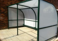 Woodley Youth Community Centre - Buggy Shelter